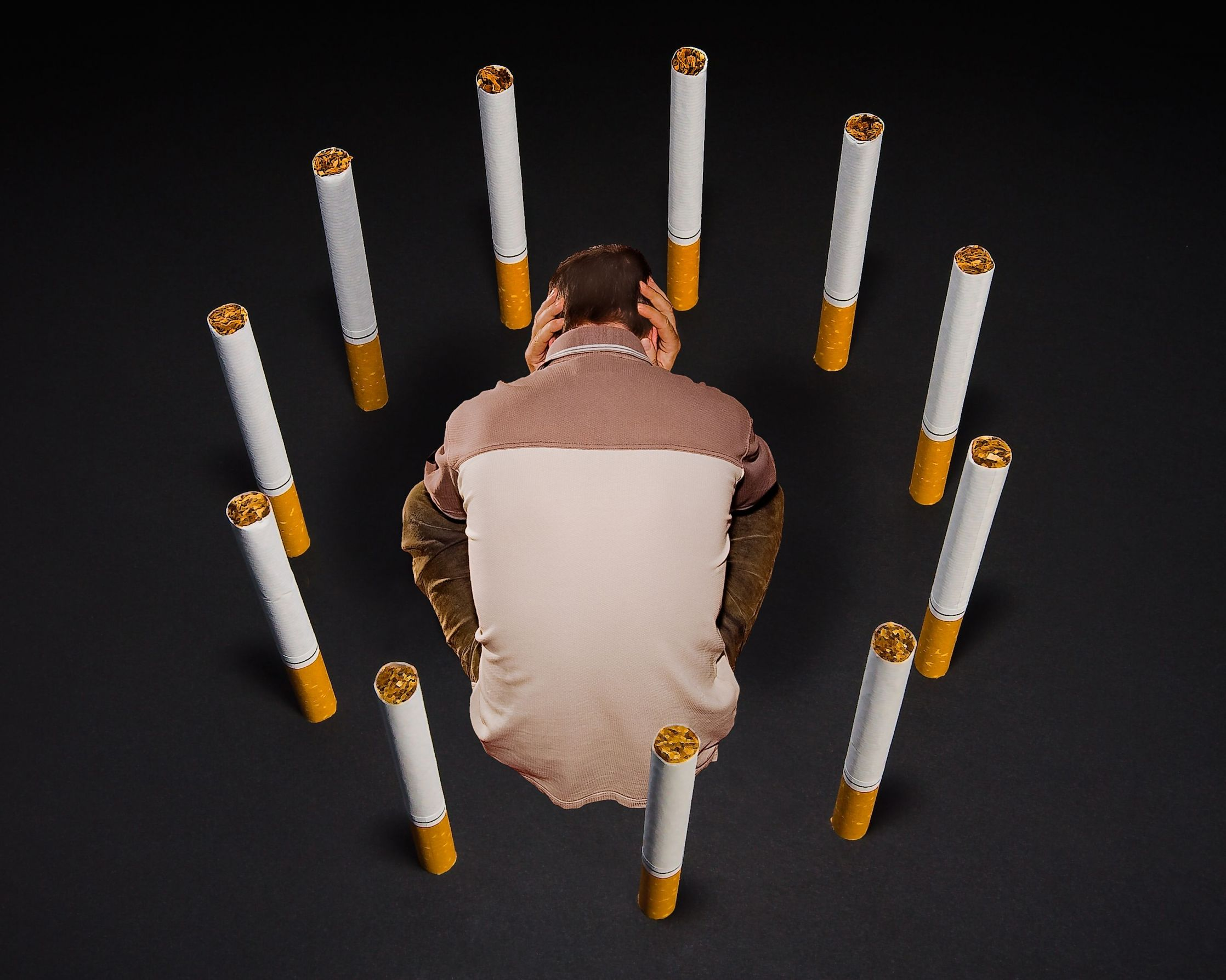 cigarette addiction One of the most helpful keys to beating tobacco addiction is to have an accountability partner—someone you trust and who you'll be able to contact when you feel.